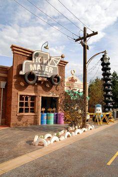 Cars attraction | Walt Disney Studios Park | Paris