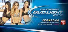 Calendariuo BudLight
