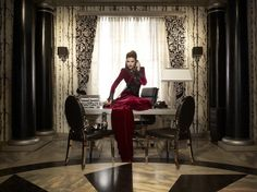 The Evil Queen - Evil Queen: Season 2 - Once Upon a Time - ABC.com