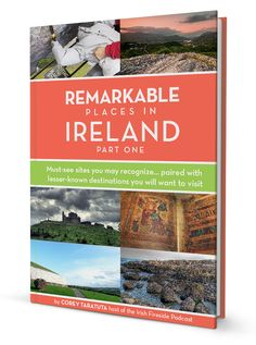 "I'm doing my part to make your St Paddy's Day EVEN BETTER!!! You get an advance look at my new ebook called ""Remarkable Places in Ireland: Part One."" As the title suggests, it's about sites in Ireland; and it's a part of a series... oh, and it's free for members of the Irish Fireside community. Can you feel the love? :)"