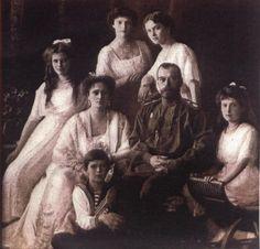 Гордая и таинственная династия Романовых <b>Императорская семья</b>