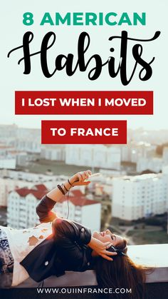 The best antidote for someone who's stuck in their ways is to move abroad. You'll realize your habits aren't part of your DNA and you're more adaptable than you thought. I've had the pleasure of living abroad in France now as an expat and here are American habits I lost when I moved to France and started to adapt to French culture and the French lifestyle. #expat #expatlife #frenchculture #cultureshock #livingabroad Credit: Shutterstock.com/sergey causelove Life Is Like, What Is Life About, French Lifestyle, Culture Shock, Losing Me, Dna, Thinking Of You, Around The Worlds, Lost