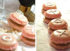macaroon recipe & hilarious post