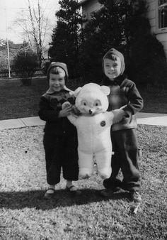 Kids w/ Teddy Snowcrop | Flickr - Photo Sharing!