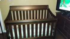 #SanAntonio TX Merchandise / Delta 4 in 1 Brand New Baby #Crib - Geebo - Includes Mattress