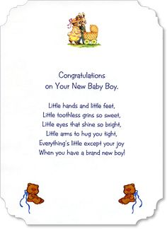 New baby girl verse nbgv002 card sentiments in 2018 pinterest free verses for baby boy cards google search m4hsunfo
