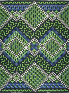 VLISCO wax design by Teun van den Wittenboer / VLA2071.008.04