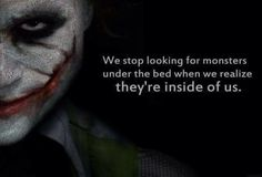 One of the best yet creepiest quotes yet