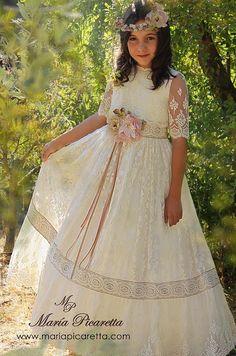 Vestidos de comunion maria picaretta