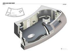 Nova Class - Ready Room by falke2009 on DeviantArt