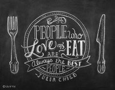 <3 good food