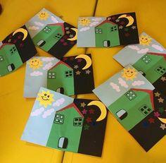 Creative Arts And Crafts, Diy And Crafts, Crafts For Kids, Kindergarten Science, Preschool Crafts, Teacher Books, Sistema Solar, Toddler Crafts, Preschool Activities