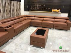 Leather Corner Sofa, Living Room Sofa, Sofa Set, Couch, Projects, Furniture, Home Decor, Log Projects, Settee