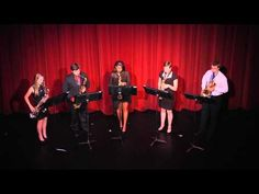 The Sax Pistols - The Xmas Song - Brentwood College School