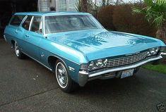 1968 Chevrolet Impala Station Wagon