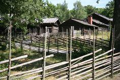 Swedish Fencing