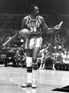 Meadowlark Lemon. He was so much fun to watch. What an athlete.