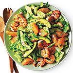 Shrimp, Avocado, and Grapefruit Salad Recipe | MyRecipes.com