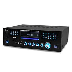 Introducing Pyle Home Theater Preamplifier Receiver AudioVideo System CDDVD Player AMFM Radio MP3USB Reader 1000 Watt. Great product and follow us for more updates!