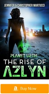 Dystopian novels: Planet Urth: The rise of Azlyn
