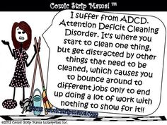 Photo: Anyone else suffer from this ailment? If you're in Shelbyville, TN and need help with cleaning, call this wonderful service at (931) 575-1318.