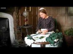 Victorian Christmas - Make Your Own Victorian Ivy Ribbons
