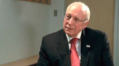 Students walk out on 'war criminal' Dick Cheney during American University speech