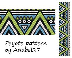 Wayuu Mochila pattern ethnic by Anabel27shop