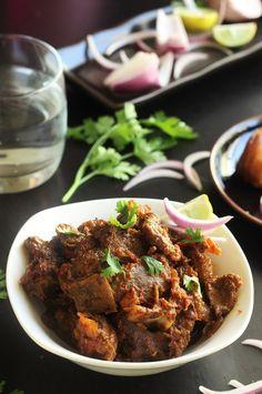 Bhuna Gosht recipe, Pakistani Style