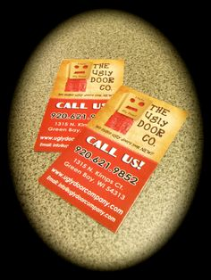 Hungry bear cafe bonduel wi business cards www the ugly door company green bay wi business cards dynamicdesignspulaski reheart Gallery