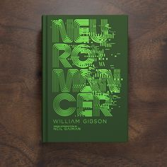 """Spanish designer Alex Trochut was commissioned by Penguin Books to design these stunning typographic covers for their Galaxy series, featuring 6 classic Sci-Fi books.  """"The brief consisted on a sctrictly typographical approach, creating a consistent style throughout the whole serie, from the shortest title"""