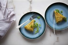 Tortilla de Patatas w/ Herbs by Aran Goyoaga - Front + Main West Elm, Spanish Dishes, Tortilla Recipe, Wine Recipes, Yummy Recipes, Paella, Breakfast Recipes, Food Photography, Brunch