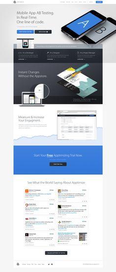 Apptimize.com by Dann Petty