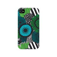 Marimekko Siirtolapuutarha iPhone 4 Case