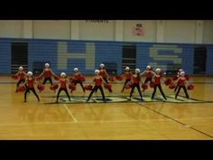tied for place (with ourselves-the other dance was name in lights) in the youth large ensemble division. Dancing Santa, Santa Claus Is Coming To Town, Just Dance, Christmas Themes, Youtube, Sports, Kids, Concert, Ideas