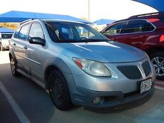 cool 2005 Pontiac Vibe Base Wagon 4-Door - For Sale