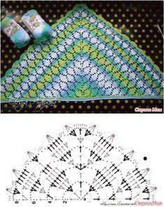 Shawl Patterns 223068987780769339 - pattern crochet shawl 1 Source by jarbonnette Poncho Crochet, Crochet Shawl Diagram, Crochet Shawls And Wraps, Crochet Chart, Crochet Scarves, Crochet Motif, Crochet Clothes, Crochet Stitches, Free Crochet
