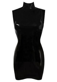 Bespoke Shop | Atsuko Kudo Latex Joy Mini Dress $200