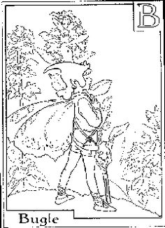 Letter M For Mallow Flower Fairy Coloring Page - Alphabet Coloring ...