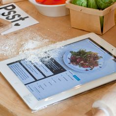 Keep your iPad in the action but out of the fray with the Chef Sleeve. Each package includes 25 sleeves that fit all generations of iPads snugly to prevent sliding around during use. They slip on and seal smoothly, wipe clean and can be recycled when it's time to switch to a fresh sleeve. The material is touch-sensitive and crystal clear so it won't get in your way.