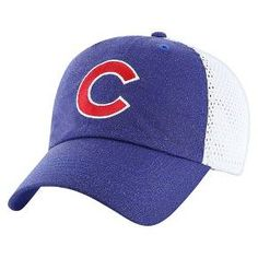 3b8918389 Stun everyone with this officially-licensed MLB Chicago Cubs Laner Women's  Adjustable Cap/Hat