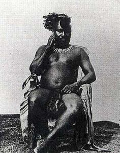 Cetshwayo, King of the Zulus Zulu Warrior, Tribal Warrior, Warrior King, African Culture, African History, Ancient Egyptian Jewelry, African Royalty, History Images, African Tribes