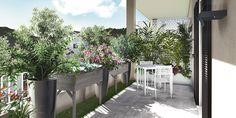 Idee e progetti per rendere il balcone