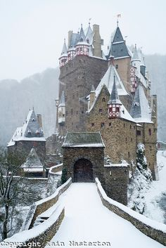 Eltz Castle ~ Germany