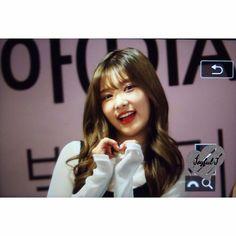 170514 YOLO fansign preview  -  Cr. Joyful J  -  #다이아#제니#이소율   #DIA#Jenny#LeeSoYul
