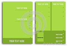 Curriculum Vitae with light green color background