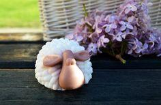 Organické mydlo vhodné na jemnú detskú pokožku s vôňou vanilky