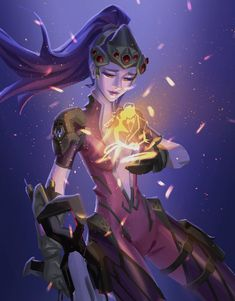 God no I'm literally crying Overwatch Widowmaker, Overwatch Comic, Overwatch Fan Art, Video Game Art, Video Games, Overwatch Community, Overwatch Wallpapers, Overwatch Drawings, Paladin