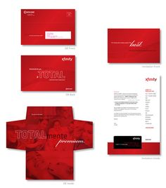 Direct Mail  Letter Packages On Behance  Direct Mail