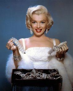 Vintage Glamour Girls: Gentlemen Prefer Blondes